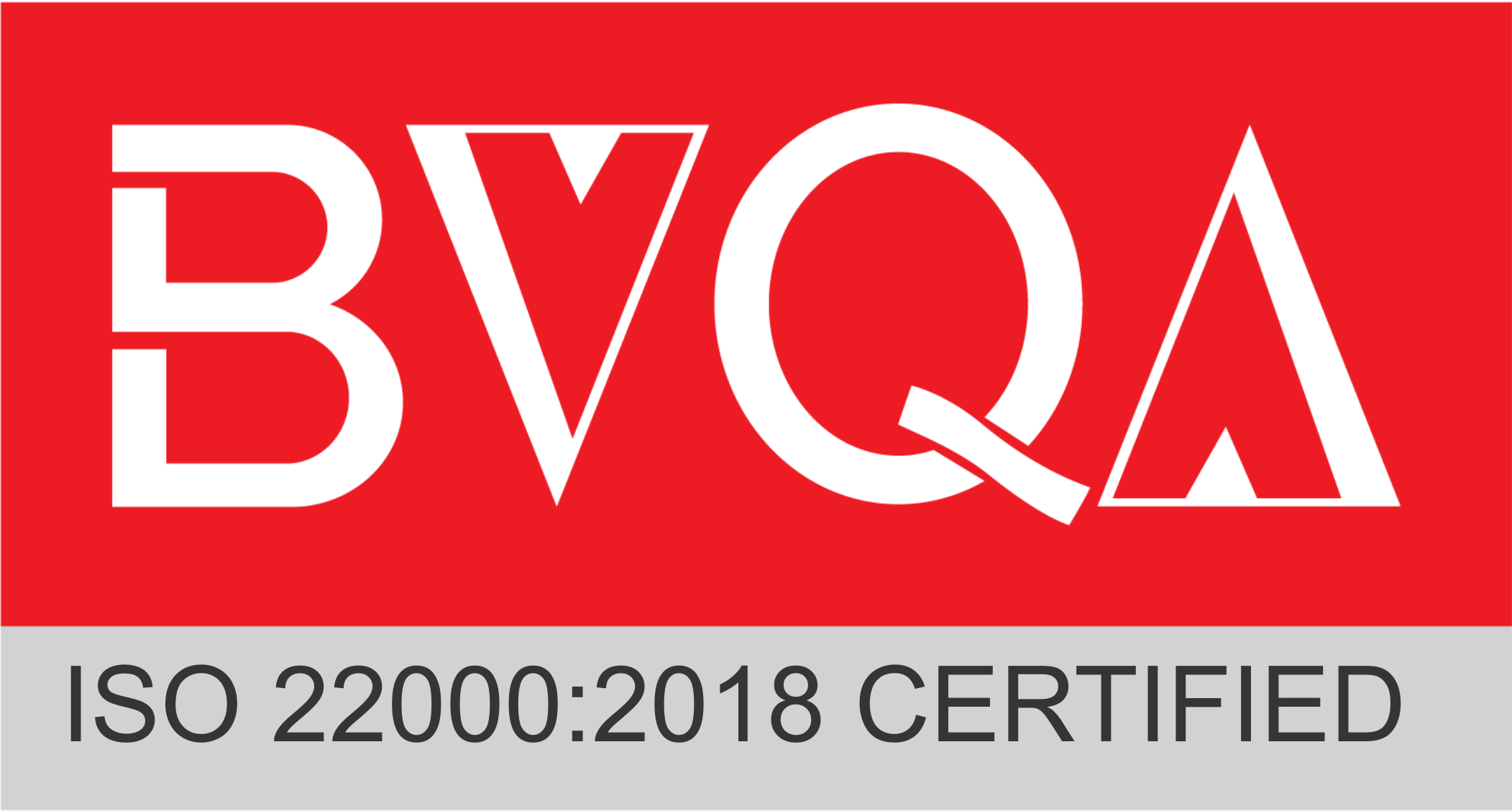 BVQA is ready for issuing accredited ISO 22000:2018 & HACCP certificates