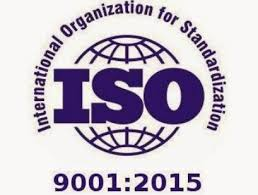 ISO 9001:2015 was issued on 15 Sept 2015